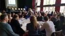 Speeddating mit EU-Politikern am Beisenkamp-Gymnasium in Hamm im Mai 2019_1