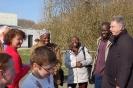 Sponsorenlauf 2014 für den Senegal