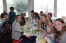 Abfahrt, Fahrt, Ankunft, Abendessen und erstes Frühstück in Rom_28
